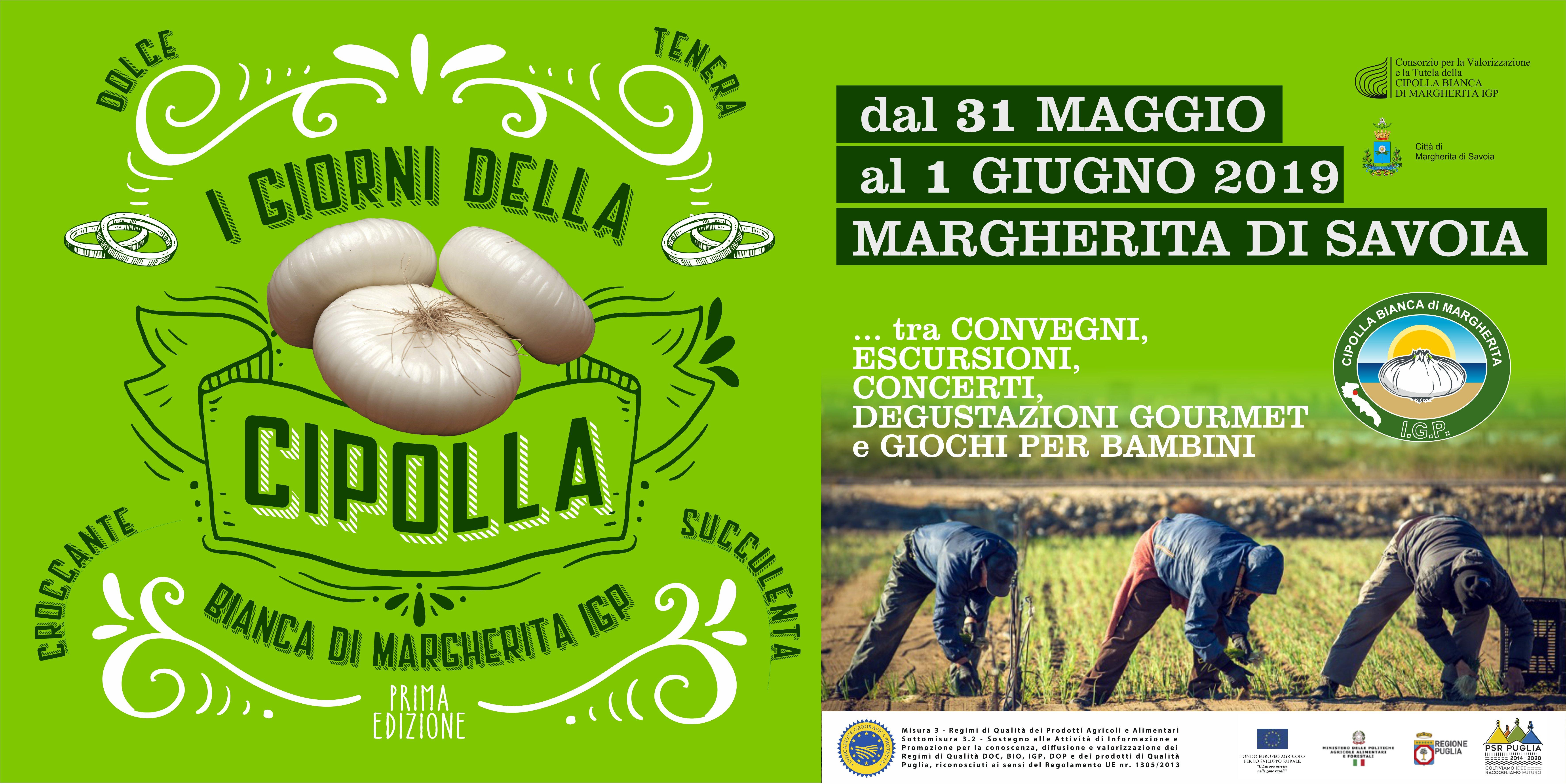 Festa della Cipolla di Margherita IGP