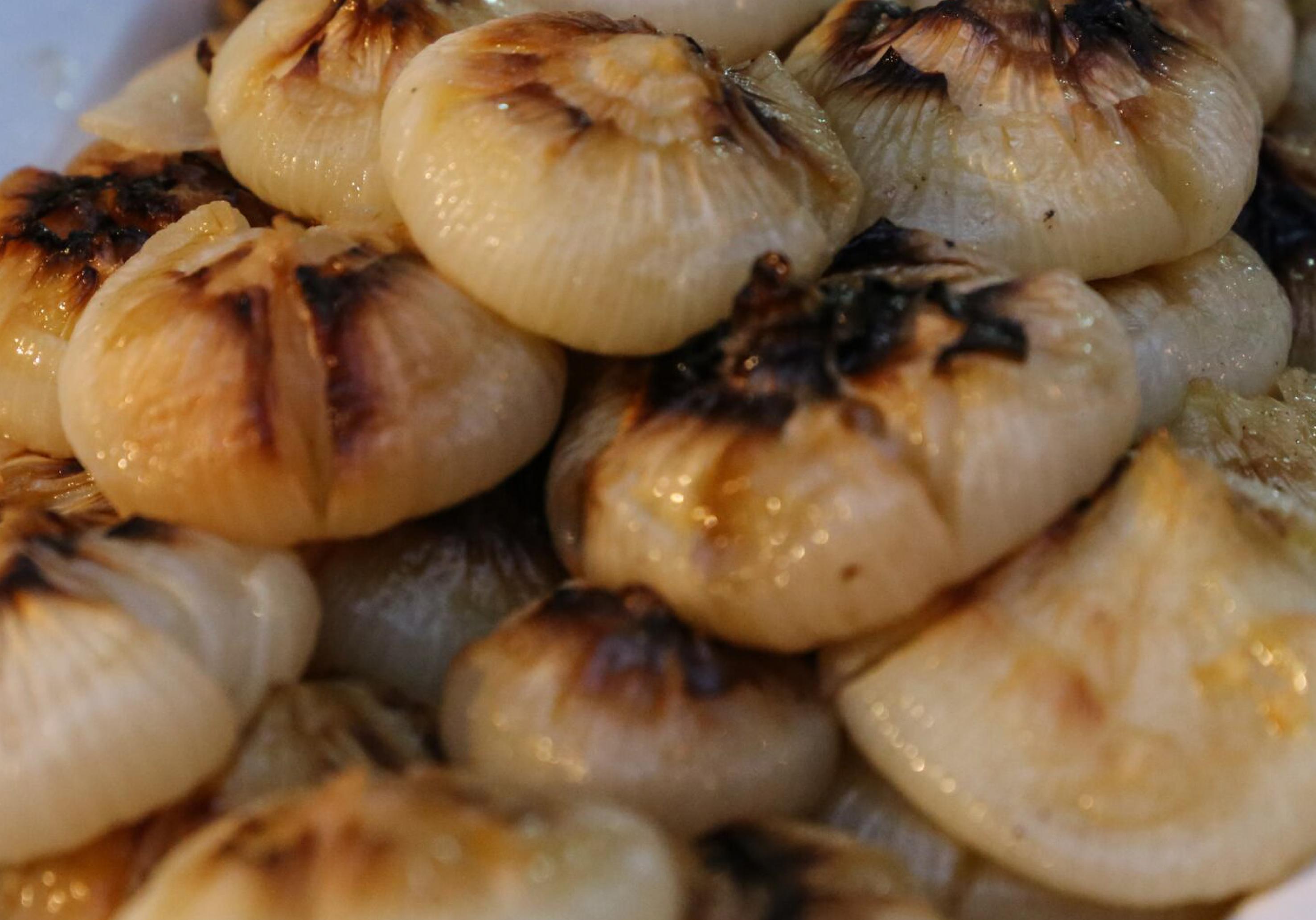 cipolle al forno ricetta